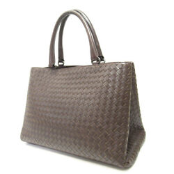 BOTTEGA VENETA   Handbag Simple Design Calfskin