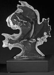 Kitty Cantrell   Mother Nature   Sculpture - Lucite    3656ss