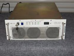 DRESSLER LPPA 1420 LINEAR PULSE POWER AMPLIFIER FREQUENCY 10-140MZ (#1046)