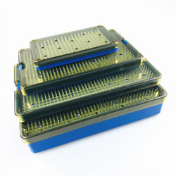 Various Sterilization Tray Case Box Opthalmic Surgical Instrument