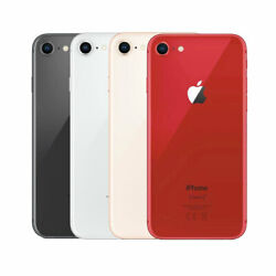 New Apple Iphone 8 64gb 4g Lte Factory Unlocked T-mobile Atandt Smartphone