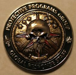 Central Intelligence Agency Cia Global Response Staff Grs Honor Challenge Coin