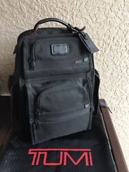 Ultra Rare Limited Edition Tumi Alpha 2 T-pass Business Brief Backpack Laptop