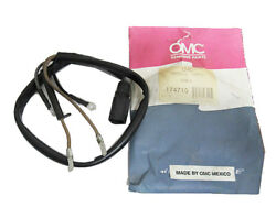 New Omc/johnson/evinrude Warning Cable - 174710