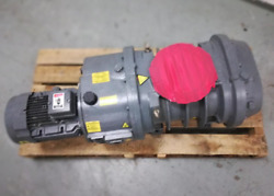 EDWARDS EH1200 ROOTS PUMP MECHANICAL BOOSTER WORKING
