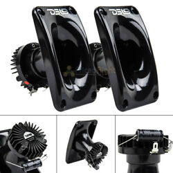 2 Ds18 Pro-dkn25 1 Super Drivers With Horn Compression Drivers Tweeters 8 Ohm