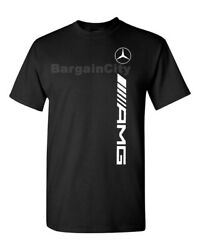 MERCEDES BENZ T-SHIRT AMG T-Shirt Racing Adult Size S-2XL Gifts For Him