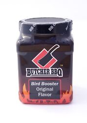Butcher Bbq Barbecue Pitmasters Barbecue Bird Booster Original Injection - 12 Oz