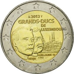 [581983] Luxembourg 2 Euro 100 Th Anniversary Of The Death Of William Iv