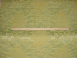 12-34Y VALDESE CIRCA 1801 ROMEO GOOSEBERRY FLORAL DAMASK UPHOLSTERY FABRIC