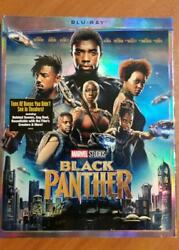 Black Panther BLU RAY 👍 FREE SHIPPING Brand new Factory sealed