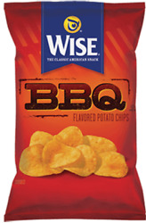 Wise Foods Bbq Potato Chips 8.75 Oz. Bag 3 Bags