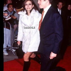 GUCCI Tom Ford 1995 White Faux Mink LIz Hurley & Amber Valletta Wore