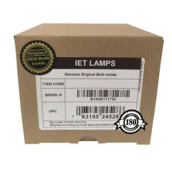 Panasonic G1000, Pt-d995 Projector Replacement Lamp With Oem Xenon Bulb Inside