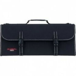 Global G66721 Deluxe knife case for up to 21 knives. Delivery is Free