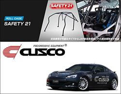 Cusco Roll Cage Safety 21 For Toyota 86 Zn6 965 270 W12