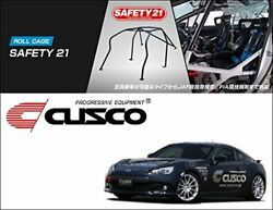 Cusco Roll Cage Safety 21 For Toyota 86 Zn6 965 290 W12