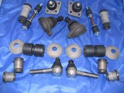 Front End Suspension Repair Kit 1961-1965 Lincoln 61 62 63 64 65 Ball Joints