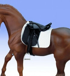 Breyer B2465 Traditional 1:9 Scale Stoneleigh II Dressage Saddle. Free Delivery