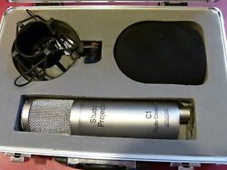 Studio Projects C1 Cardioid Condenser Microphone with