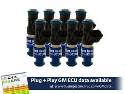 Fic 2150cc Chevy Gm Ls2 Engines Fuel Injector Clinic Injector Set Is302-2150h