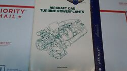 Aircraft Gas Turbine Engine 454 Pages Aviation Book Manual Turbojet Turboprop