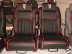 Custom Seats Compare To Kirkey Or Bomber Bucket Great For Model A / Small Spaces