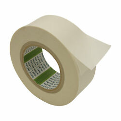 Nitto Permacel P-02 Double Coated Kraft Paper Tape 2 In. X 36 Yds. White