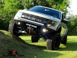 Add F012932450103 Stealth Winch Front Bumper For 2010-2014 Ford Raptor