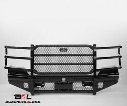 Ranch Hand Fbf111blr Legend Series Black Pc Front Bumper For 11-16 Ford F-250 Sd