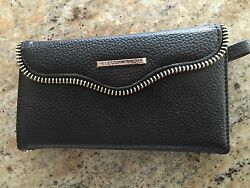 Rebeca Minkoff iPhone 6 Leather Wristlets Case Plus Wallet