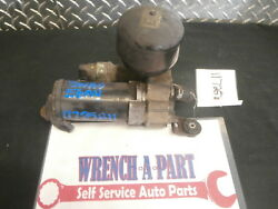 95-02 LAND ROVER RANGE ROVER ABS ANTI-LOCK BRAKE PUMP ACCUMULATOR #10825811 D16