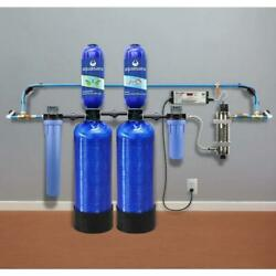 Austin Springs By Aquasana 500k Gallon Well Water Filter With Softener And Uv Ki