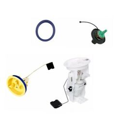 Electric Fuel Pump And Sending Unit W/ Cap And O-ring Kit Genuine For Bmw E46 323ci