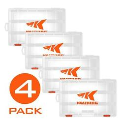 Kastking Tackle Box 4 Packs Plastic Utility Tray Tackle Storage 3600 And 3700 Us