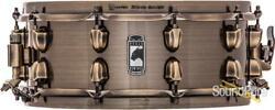 Mapex 5.5x14 Black Panther Brass Cat Snare Drum