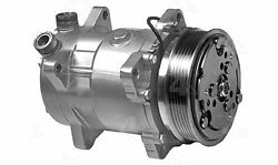 Four Seasons 58580 Air Conditioning Compressor New Aluminum SD508 R-134A Ea
