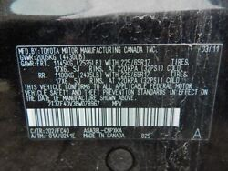 Driver Rear Suspension Without Crossmember FWD Fits 10-16 RAV4 417106