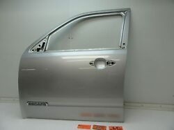 DOOR PANEL FRONT SHELL SILVER DRIVER SIDE LEFT L LH 08 09 10 11 12 FORD ESCAPE