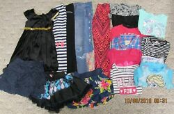 Girls Size 10 And 10/12 And12 Clothes, Back To School Tops, Jeans, Dresses Lot