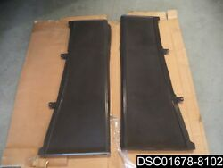 1 Set Of 1932 Ford Molded Rubber Running Boards B185m 1332l/r