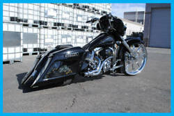 Harley Softail 2000-16 Bmf Perormance Exhaust Chrome