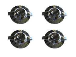 4 Wire Wheel Center Caps 53 54 55 56 Chrysler Dodge Desoto Plymouth Imperial New