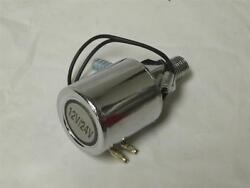 New 12 Volt Electronic Solenoid For Air Horns Easy Install - Hd Chrome For Horn