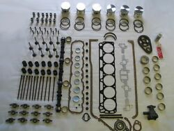 Deluxe Engine Rebuild Kit 1963 To Early 1964 Ford Falcon Ranchero 144 W/ Pistons