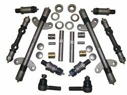 Front End Repair Kit 1955 Chrysler Windsor And New Yorker With Manual Steering New