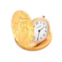 Gold Coin Watch For Sale