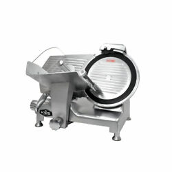 Kws Metal Collection Commercial 420w Ms-12dt 12 Meat Slicer +blade Removal Tool