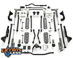 Teraflex 1326031 6'' Lift Kit Alpine CT6 wFalcon 3.1 Shocks for 2007-18 Jeep JK