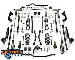 Teraflex 1326033 6'' Lift Kit Alpine CT6 wFalcon 3.3 Shocks for 2007-18 Jeep JK